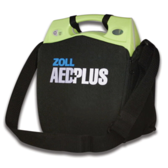 ZOLL AED Plus / elektr. START Padz